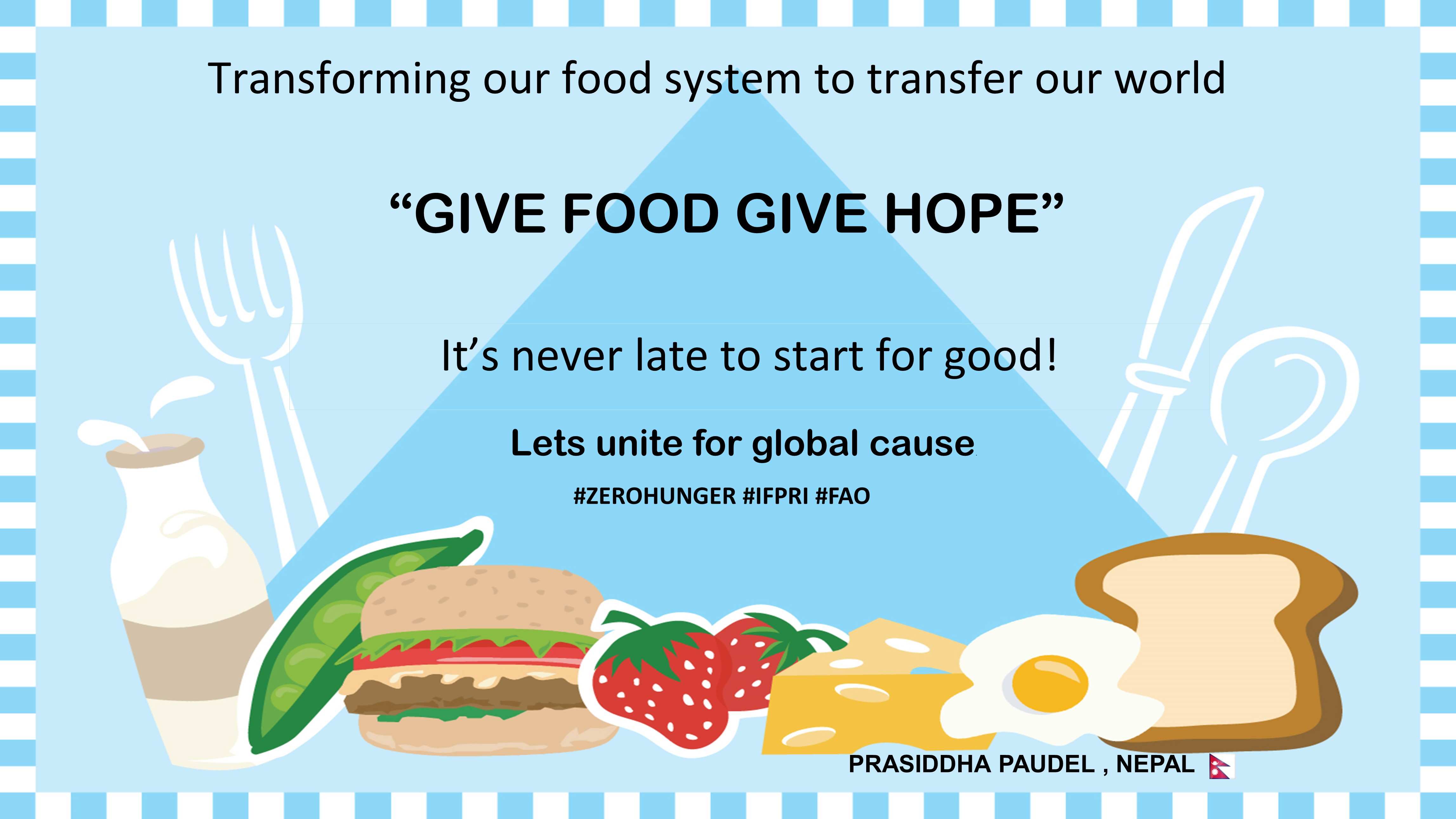Give Food, Give Hope