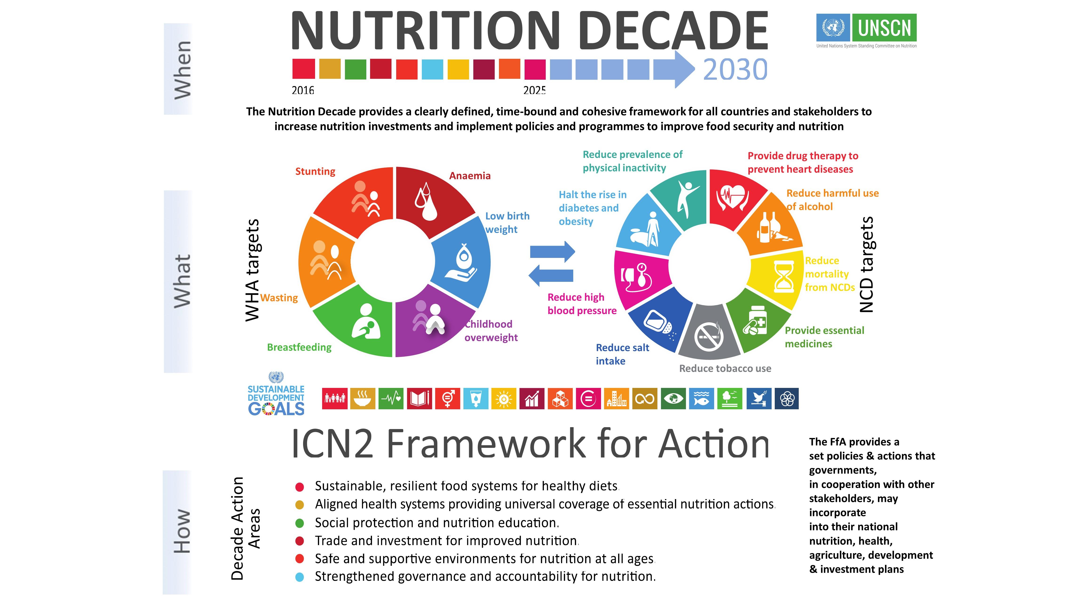 Nutrition Decade
