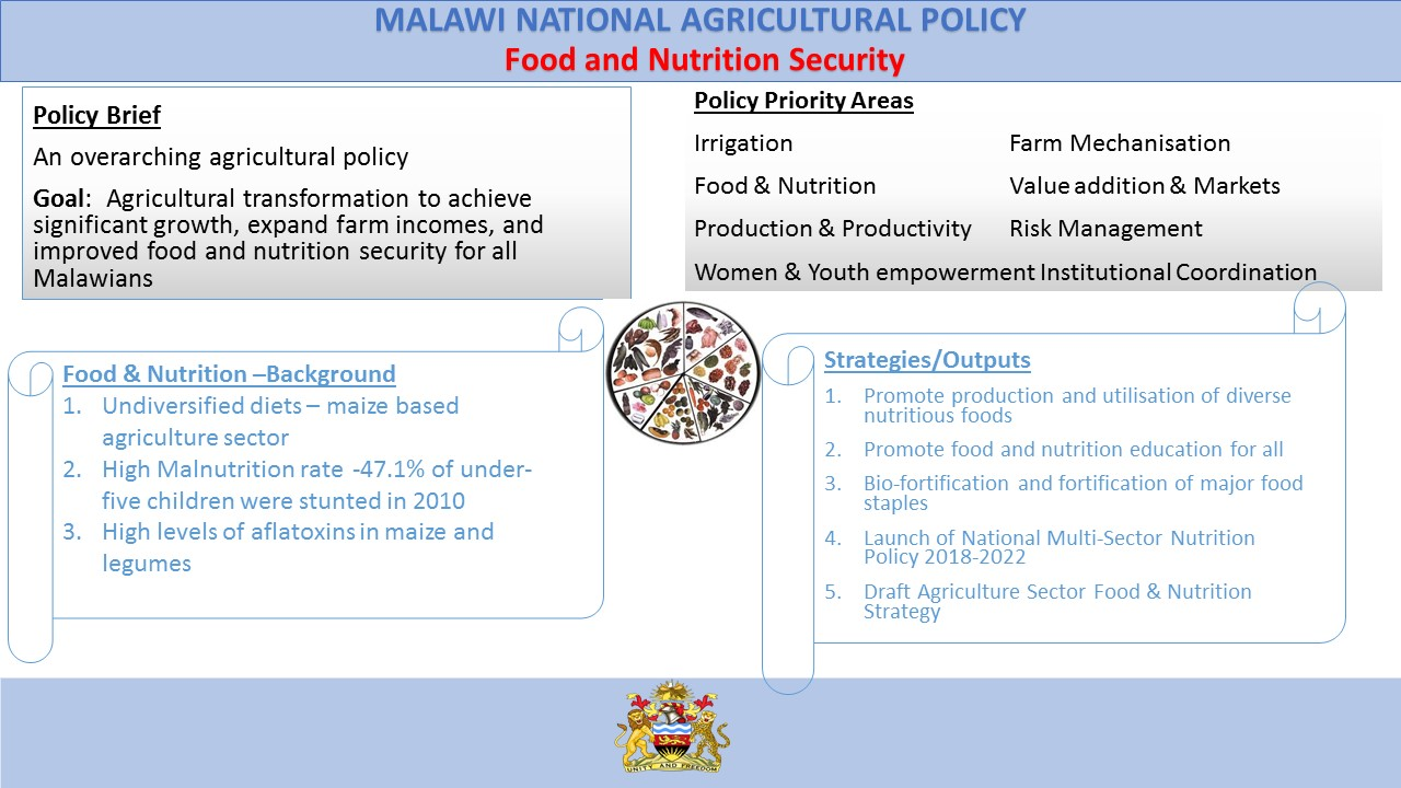 Malawi National Agricultural Policy